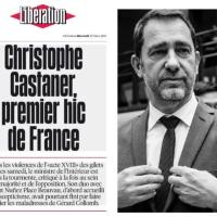 Christophe Castaner, «Premier hic de France» | Santé!