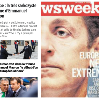 «Lettre à l'Europe»: #Macron félicité par  le nationaliste Victor #Orbán de Hongrie...