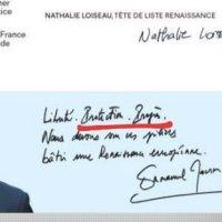 Quand Emmanuel Macron «refuse» de signer «Liberté-Égalité-Fraternité»|Mais pourquoi? À perdre la foi (et la raison)...