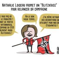#Blitzkrieg: De quelle «Renaissance» Nathalie Loiseau est-elle le porte étendard? |Question