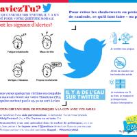 #Canicule & #Twitter | Comment rester «à l'ombre des polémiques» sans se mouiller #Tuto