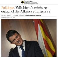 #QPC: Un ancien 1er Ministre & ex-1er flic de France -habilité secret défense-, peut-il occuper une fonction régalienne dans un pays étranger (contre les intérêts de la France)?