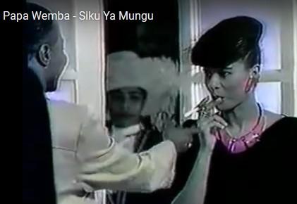 Siku Ya Mungu Papa Wemba Fde Rugy Nourri logé blanchi