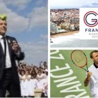 #G7 et Match! L'«Open Politique Cup» de #Biarritz 2019, le tournoi à guichet fermé ...