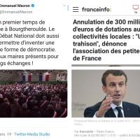 Opération (politique): [Nicolas Sarkozy]+ [Marine Le Pen] = Emmanuel Macron. Démonstration ...