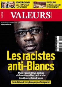 Thuram Macron Valeurs Actuelles