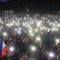 Bref, j'étais à la #Manif contre l'#islamophobie à Paris, et j'ai vu…