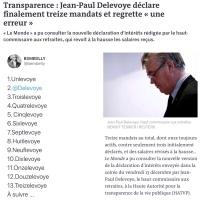 Unlevoye, #Delevoye et 13 #mandats...