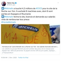 #Macronisme: Le «théorème de Michelin» ...