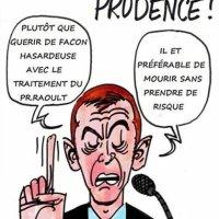 "#Chloroquine | La ""prudence"" de la Macronie..."