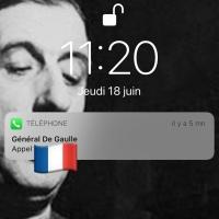 L'appel du #18Juin |L'image, ici #RadioLondres.