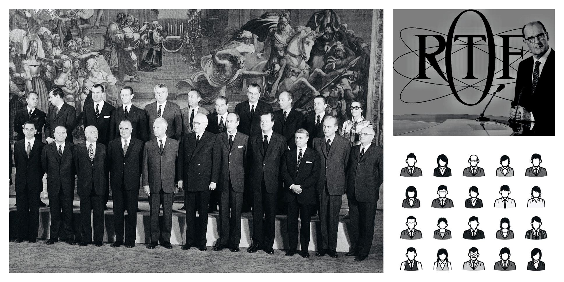 Liste membres du Gouvernement Jean CASTEX