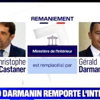 Victime de #ViolencesPolicières, Christophe #Castaner a été déboulonné Place-Beauvau. L'#IGPN saisie...