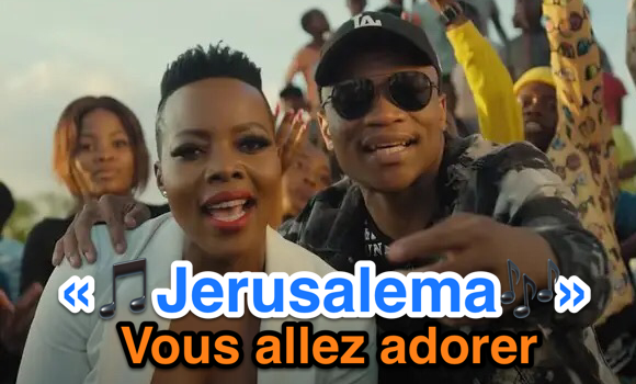 Jerusalema Musique DJ Master KG & Nomcebo Zidoke Tube été 2020