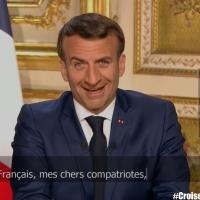 #Reconfinement: Ce que Emmanuel #Macron...