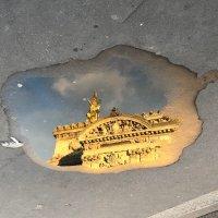 Reflet d'...Opéra Garnier.