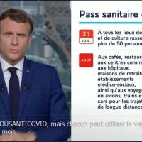 #Macron20h |Ce qu'il a dit #illustration…